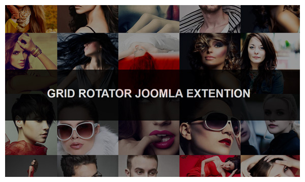 grid rotator joomla extension